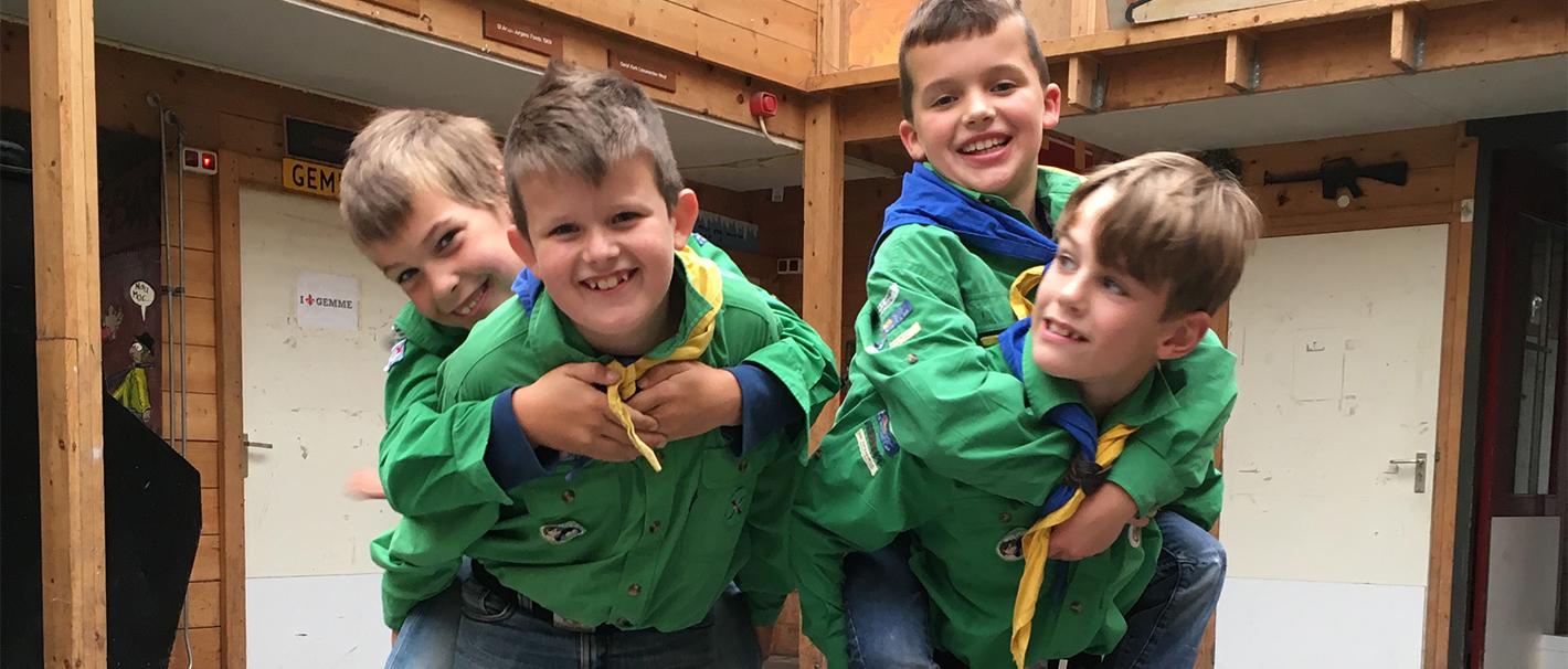 scoutfit uniform scouting leeuwarden