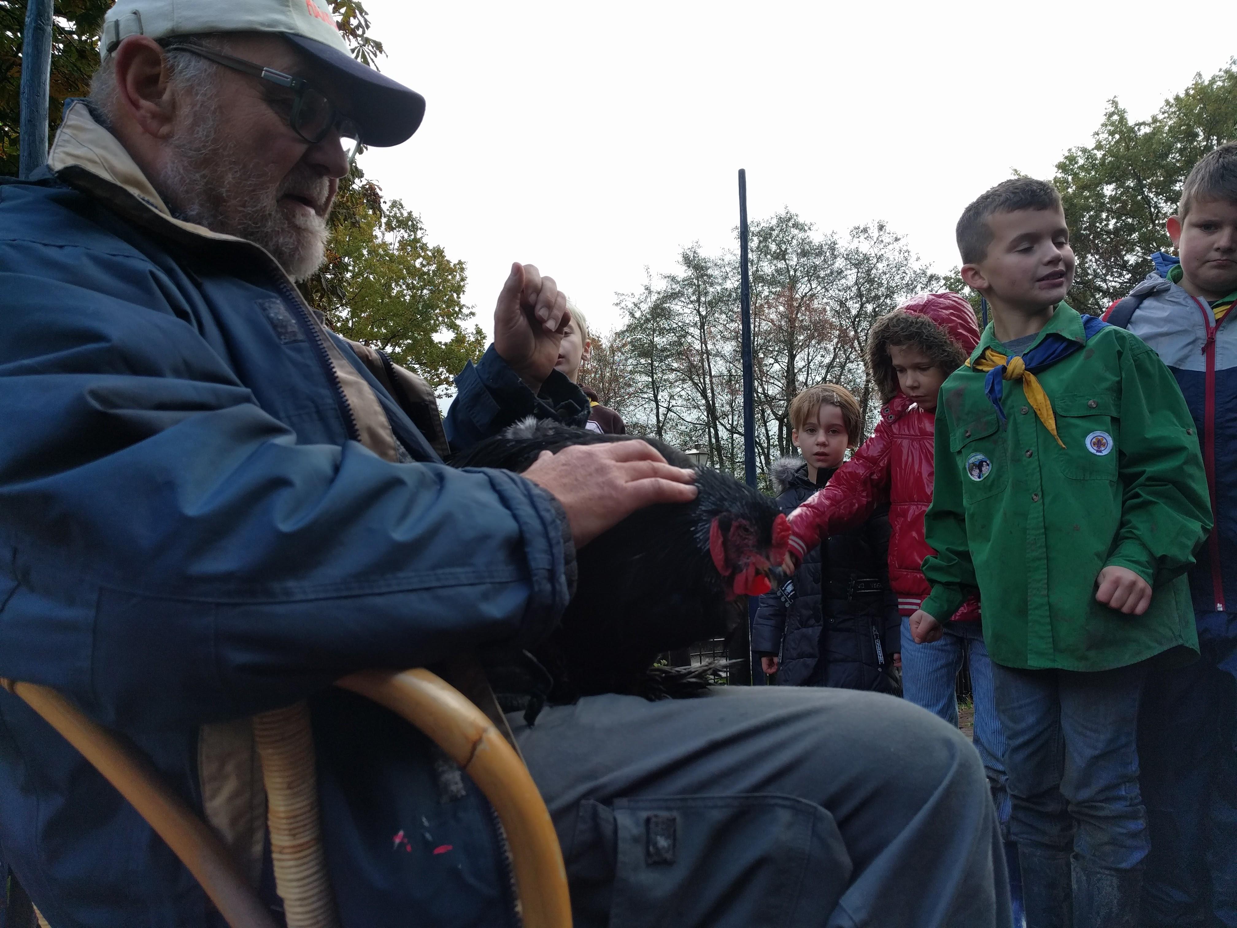 natuurwerkdag 2016 scouting leeuwarden
